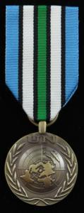 UNMISS medalj