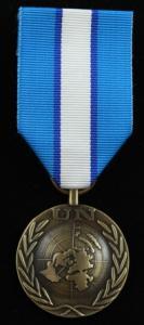 UNFICYP medalj