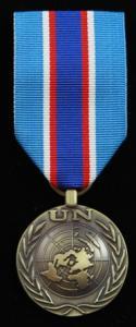 UNMIL medalj