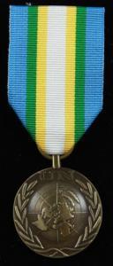 UNAMID medalj