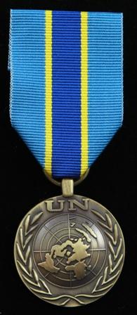 MONUC medalj
