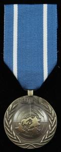 UNTSO medalj