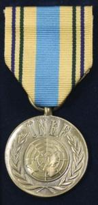 UNEF medalj