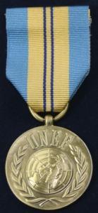 UNEF II medalj