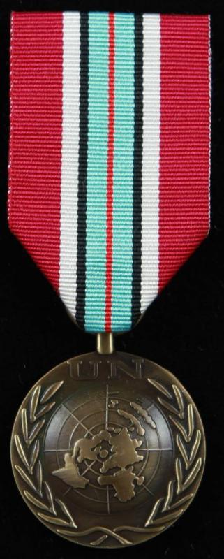 UNDOF medalj