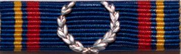 Militärhögskolan Karlbergs förtjänstmedalj i Silver (MHS K)