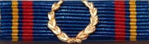 Militärhögskolan Karlbergs förtjänstmedalj i Guld (MHS K)