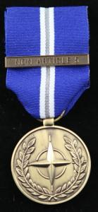 NATO Non-Article 5 medalj