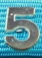 Siffra No:5 till FM:s medalj för internationella insatser i brons