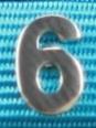 Siffra No:6/9 till FM:s medalj för internationella insatser i brons