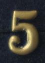 Siffra No:5 till NATO i brons