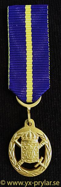 Överkommendanten i Stockholms förtjänstmedalj i guld