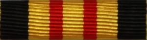 Värmlands regementes förtjänsttecken i guld