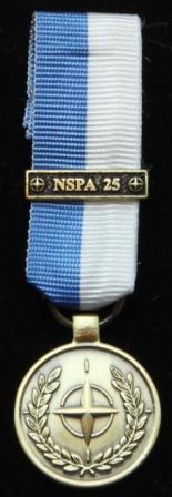 NATO NSPA 25 brons