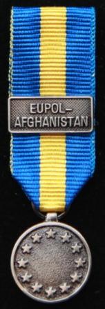 EUFOR EUPOL AFGHANISTAN