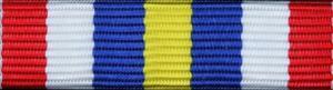 Board of Nordic Blue Berets förtjänstmedalj