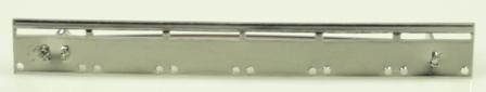 Monteringsskena för 6 miniatyrmedaljer