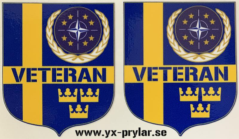 Veterandekal