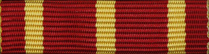 Militärhögskolan Halmstads förtjänstmedalj i brons (MHS H)