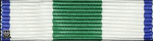 Neptuni Ordens Kungliga Belöningsmedalj i Guld
