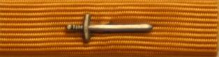 Försvarsmaktens förtjänstmedalj i Silver med svärd-2009