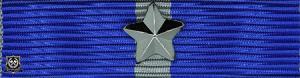 Forsvarets medalje for internasjonale operasjoner med 1 stjerne (*)