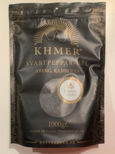 KHMER SVARTPEPPAR ARENG 1000 gr