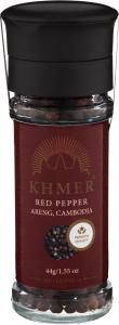 Khmer Rödpeppar i kvarn 44 gram