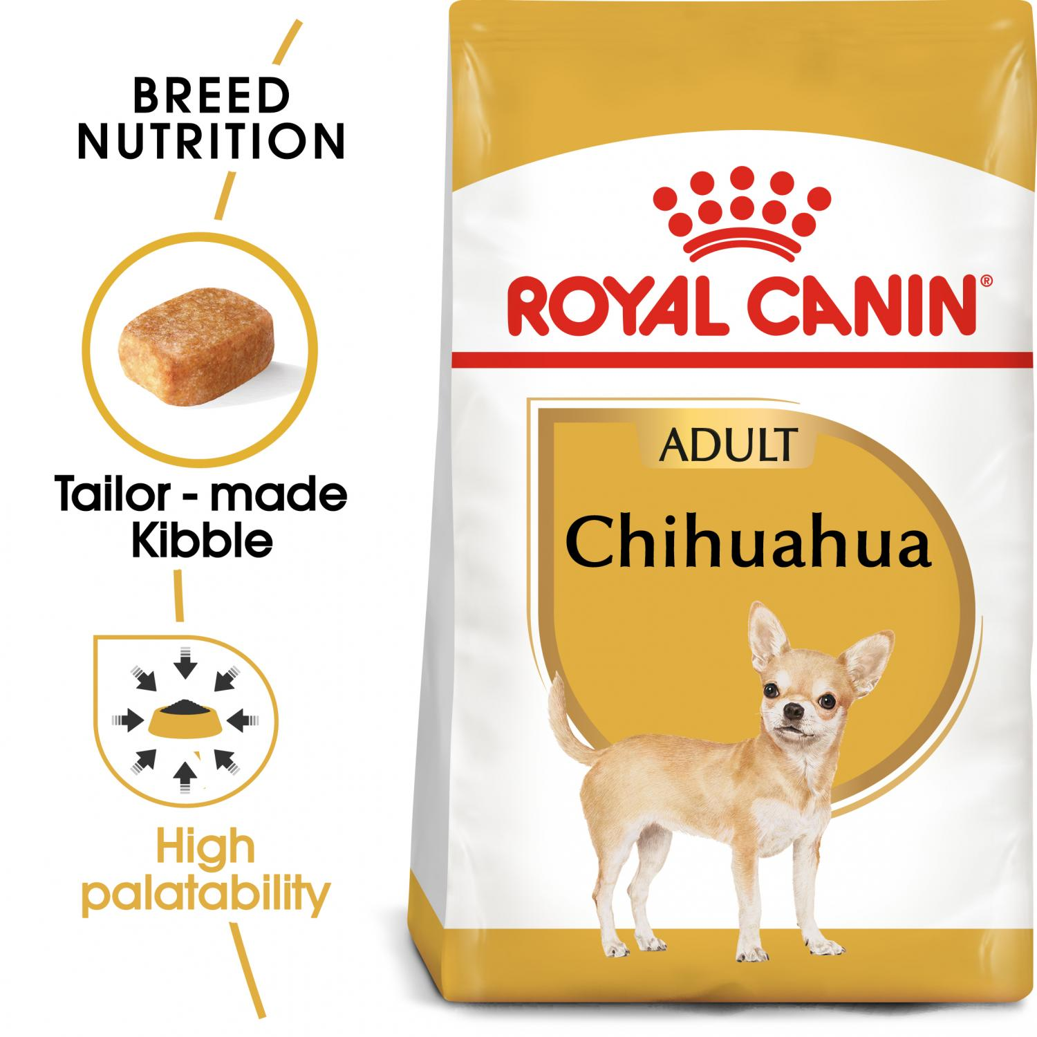 Chihuahua Adult 3 kg