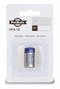 Petsafe Innotek batteri antiskall halsband  6 volt rund