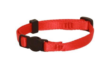 Katthalsb.safety rött