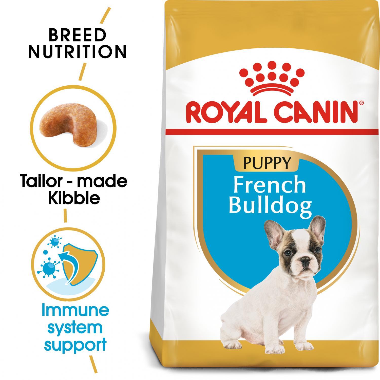 French Bulldog Junior 3 kg