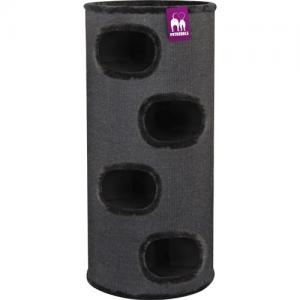 Cat tower Giant Dome 120 Black