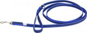 Color&Gray-S. grip line,blå/grå,14mm/2m,m/handtag,max 30kg