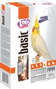 Nymfeparakitfoder 500 g