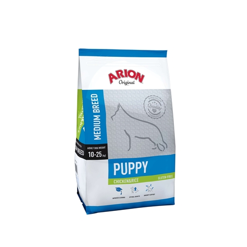 Arion PUPPY MEDIUM Chicken & Rice 12 kg
