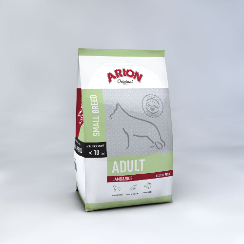 Arion ADULT SMALL Lamb & Rice 7,5 kg