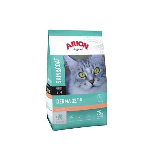 Arion ORIGINAL CAT DERMA 7,5 kg