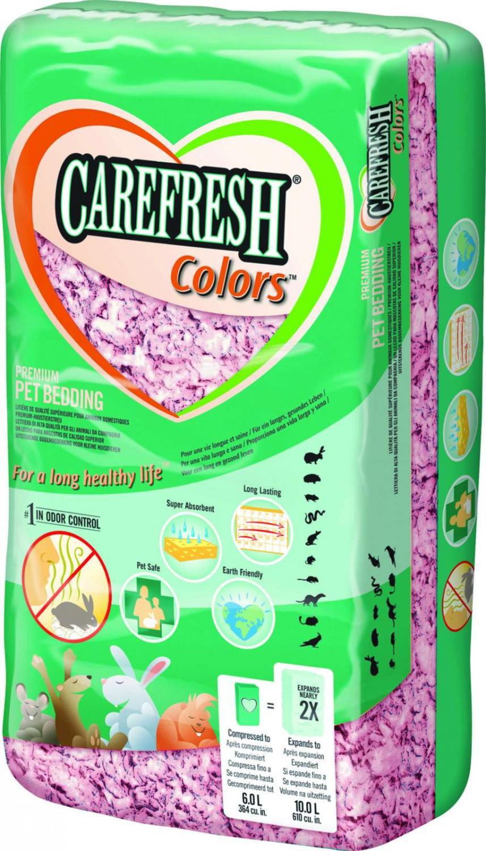 Carefresh Color 10 L pink