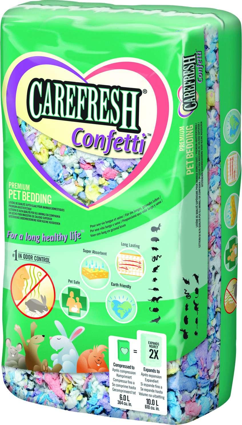 Carefresh Color 50 L confetti