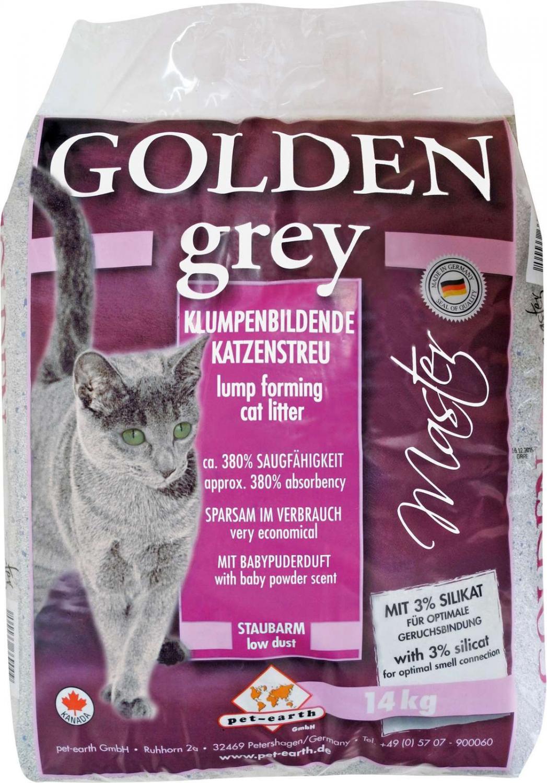 Golden Grey master BLÅ 14 kg
