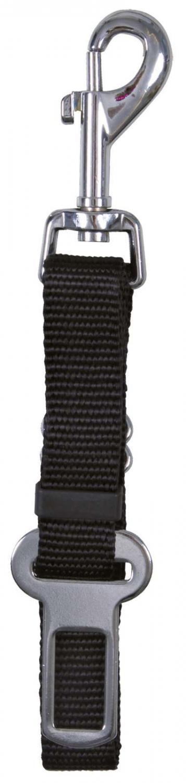 Afløsning line, kort, 40~60 cm/20 mm, sort