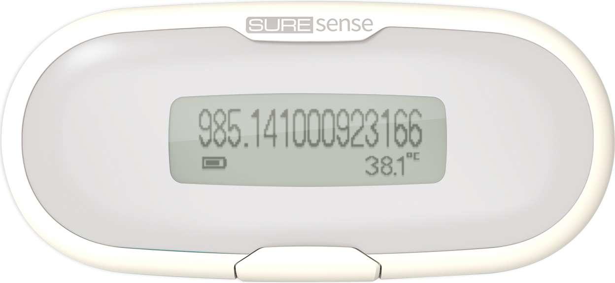 SureSense microchip reader