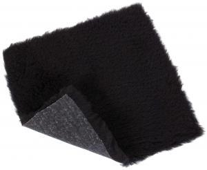 VetBed, sort, 75x100cm, 100grd, hård bagside