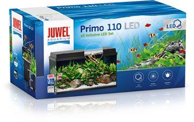 JUWEL AKVARIUM PRIMO  110 SVART 81x36x45