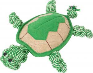 Rebdyr med lyd, skildpadde, ass., 28 cm