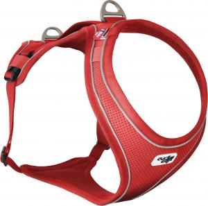 Belka Comfort Harness rød M