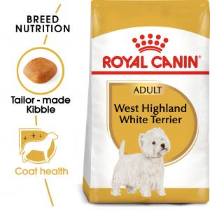 West Highland White Terrier Adult 3 kg