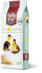 Hobby First, Duck 1 Crumble - Anka startkross 20kg
