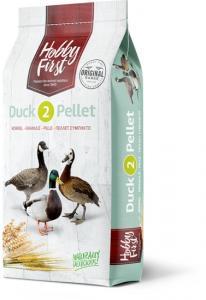 Hobby First, Duck 2 Pellet - Anka tillväxt 20 kg